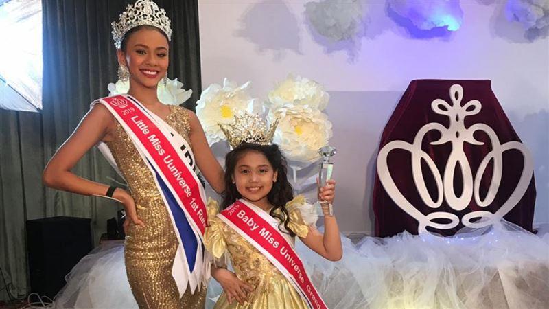 Титул «Маленькая Мисс Вселенная-2019» завоевала 9-летняя казахстанка