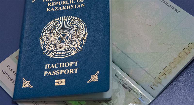 МВД РК: Вклеивание детских фотографий в паспорта родителей планируют отменить
