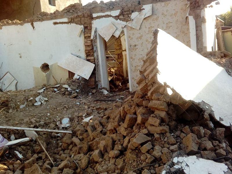2 человека погибли в результате обрушения стены в Шымкенте
