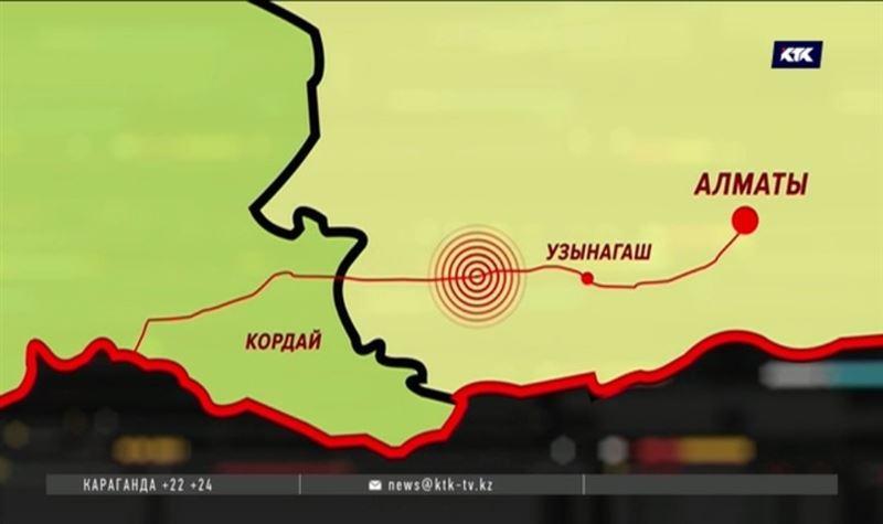 Автоавария на трассе Алматы – Бишкек унесла жизни девяти человек