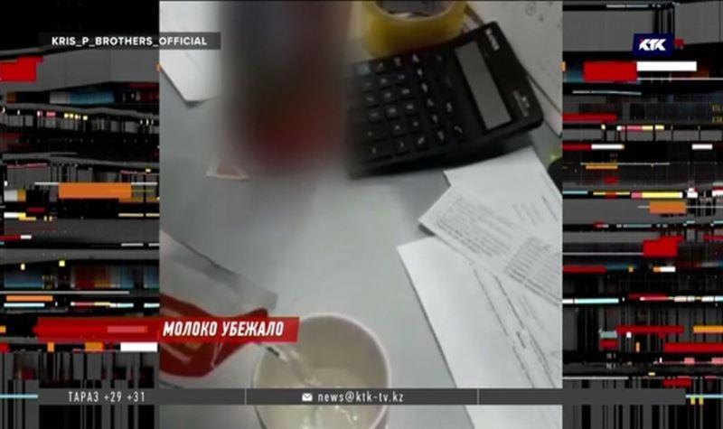 Воду вместо молока обнаружили покупатели в магазине