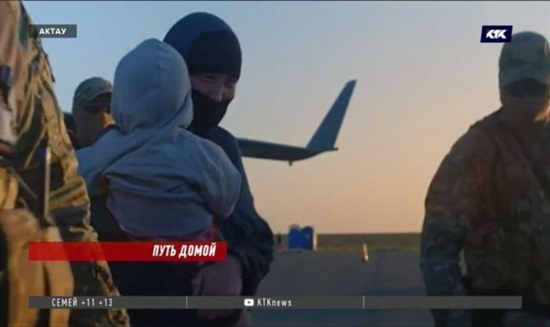 Вернувшиеся из Сирии казахстанцы арестованы по подозрению в терроризме