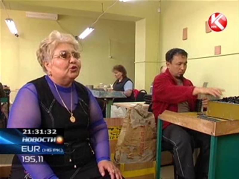 Раушан Рыскалиева - очередной номинант республиканской премии «Народный герой»
