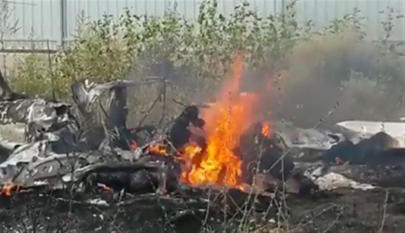 Названа главная причина крушения самолета под Алматы