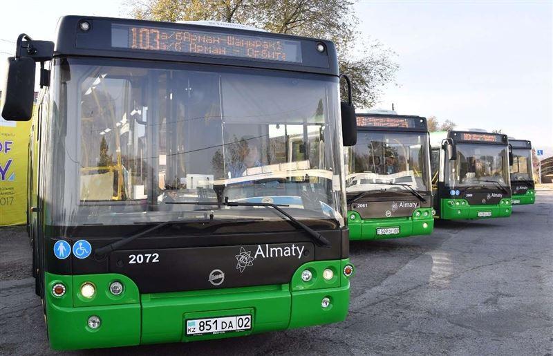 В день выборов поездки в автобусах и на метро будут бесплатными в Алматы