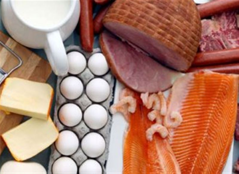 Из Казахстана в Россию пытались перевезти мясную продукцию и овощи без документов