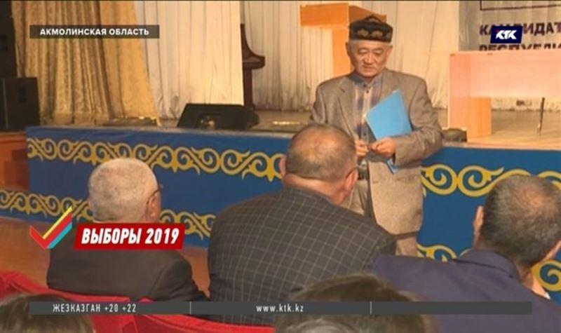 Доверенные лица Косанова проводят агитационную работу в регионах