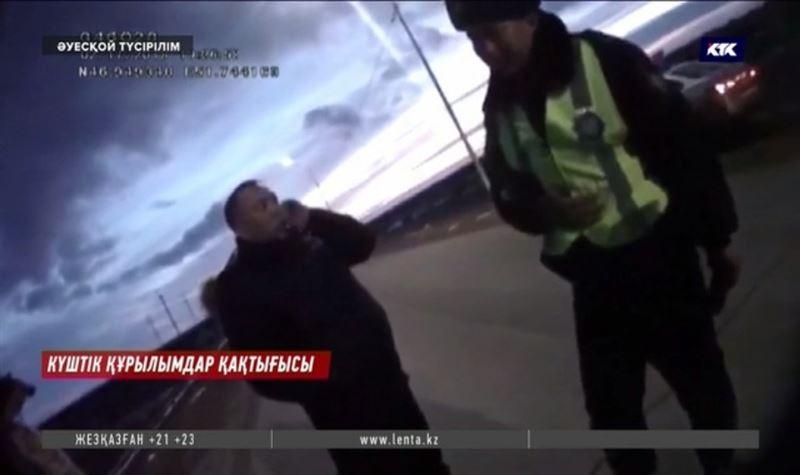 Атырауда полицейлер мен ұлттық бюро басшылары арасындағы текетірес немен аяқталды?