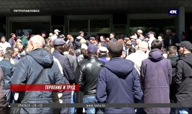 95 миллионов задолжали рабочим в Петропавловске
