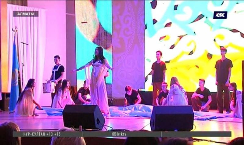 Юные таланты выступят на вокальном конкурсе «Атамекен Жулдызы»