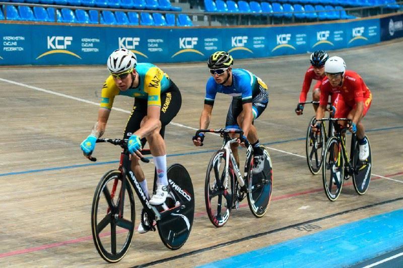 Қазақстандықтар веложарыстан 4 медаль еншіледі