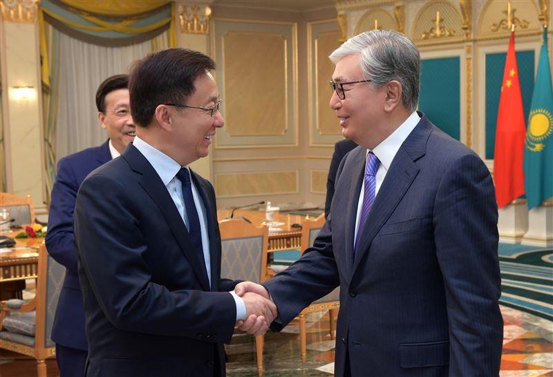 В Акорде сегодня рассмотрели вопросы реализации совместных казахстанско-китайских проектов