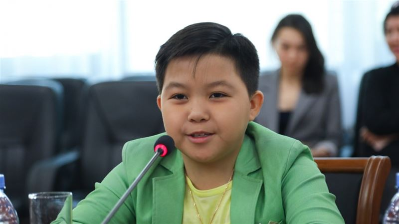 Казахстанец Ержан Максим выступит в спецвыпуске «Голос. Дети»