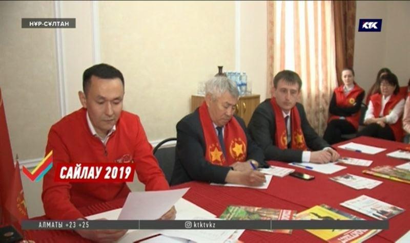 Жамбыл Ахметбеков халықаралық бақылаушылармен кездесті