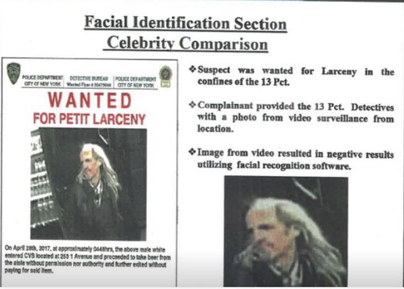 Благодаря фотографии актера из «Настоящего детектива» удалось поймать преступника