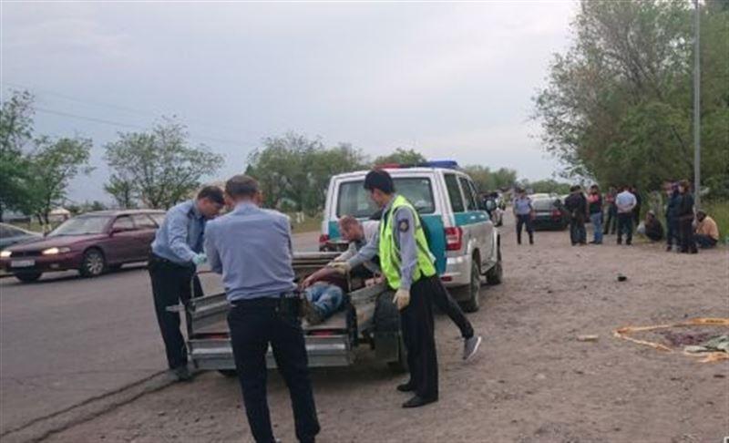 Алматы облысында ұйықтап кеткен жүргізуші жаяу адамды қағып өлтірді