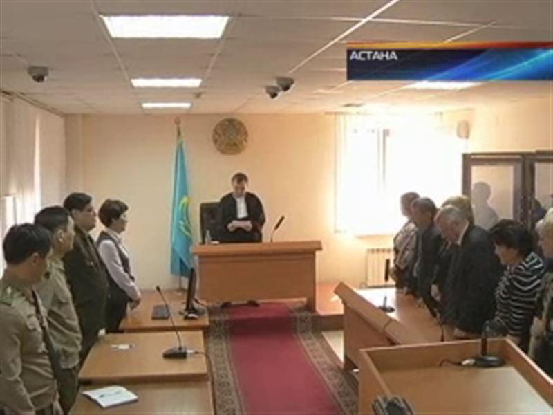 Высокопоставленную сотрудницу КНБ осудили на 8,5 лет за воровство
