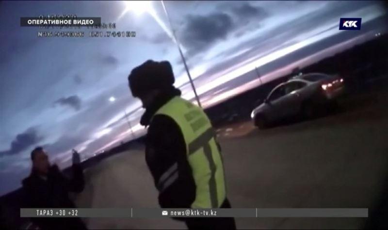 Скандальное полицейское видео привело к увольнениям