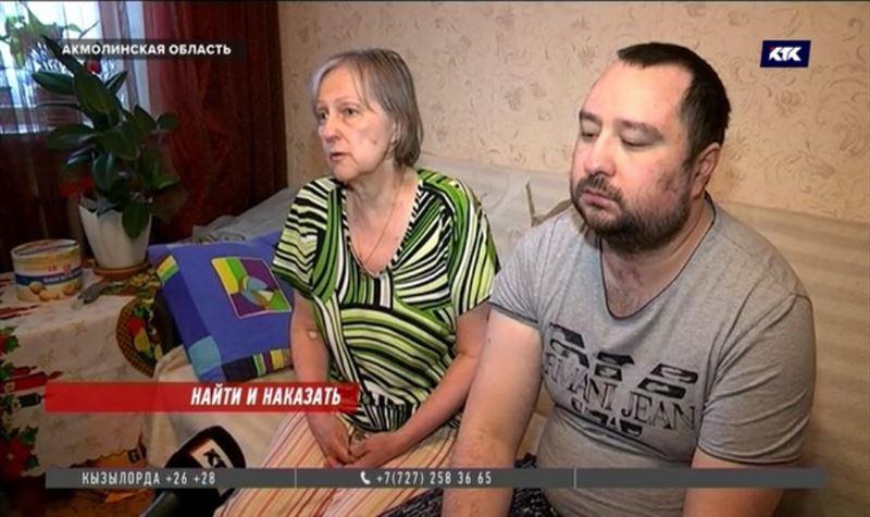 Степногорский чиновник-инвалид после избиения остался без помощи и денег