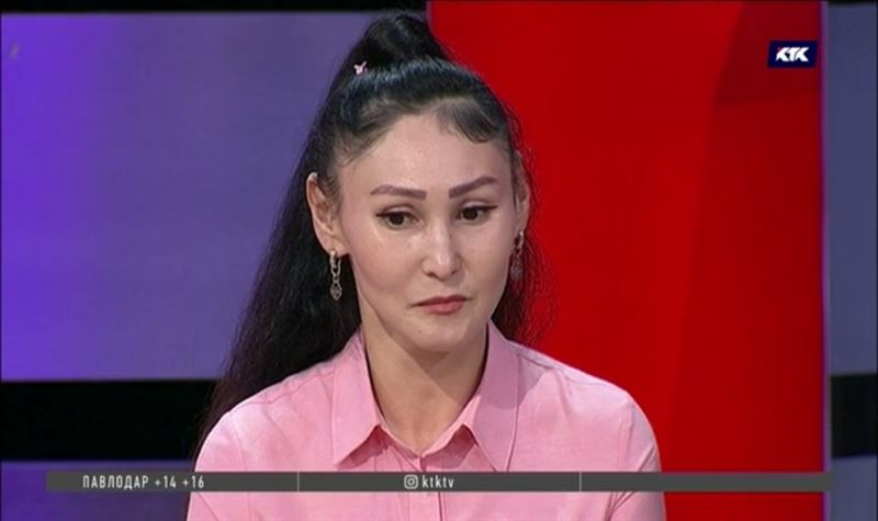 На КТК раскрыли тайну 39-летней женщины-маугли