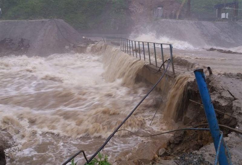 В ВКО прокомментировали ситуацию с подтоплением Тургусунской ГЭС