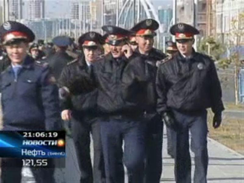 В Казахстане начинается чистка сотрудников правоохранительных органов