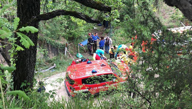 Прокуратура Италии завела уголовное дело на водителя автобуса, попавшего в ДТП