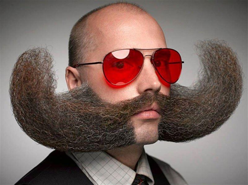 Учёные: ношение усов препятствует появлению рака