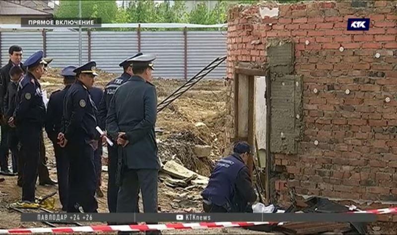 Четверо рабочих погибли в колодце в Нур-Султане, самому молодому было 24