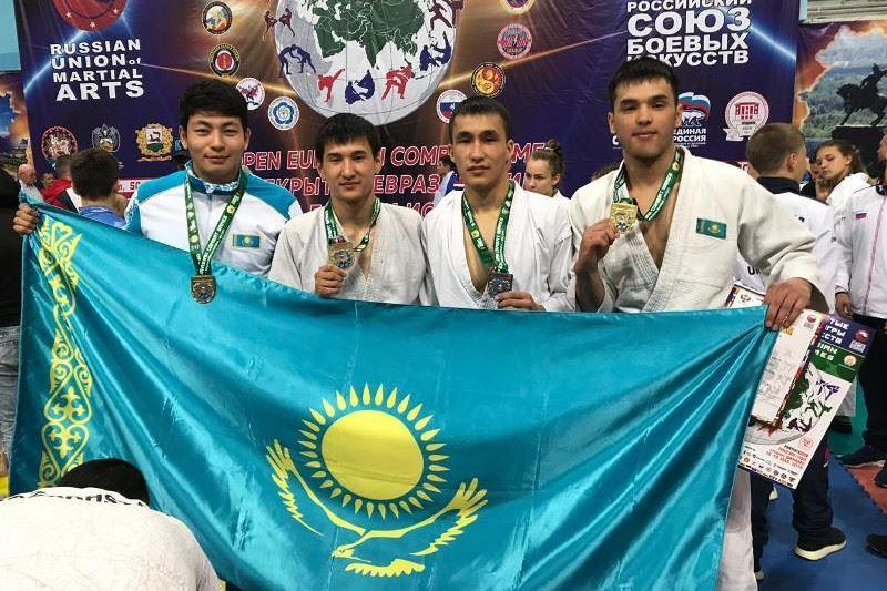 Әскери қызметшілер Еуразия ойындарында 5 медаль жеңіп алды