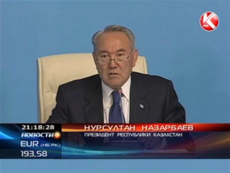 Назарбаев предложил сажать всех, кто мусорит в Астане