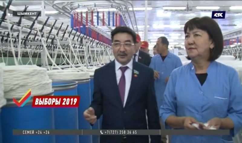 Жамбыл Ахметбеков мечтает о 100% казахстанской продукции