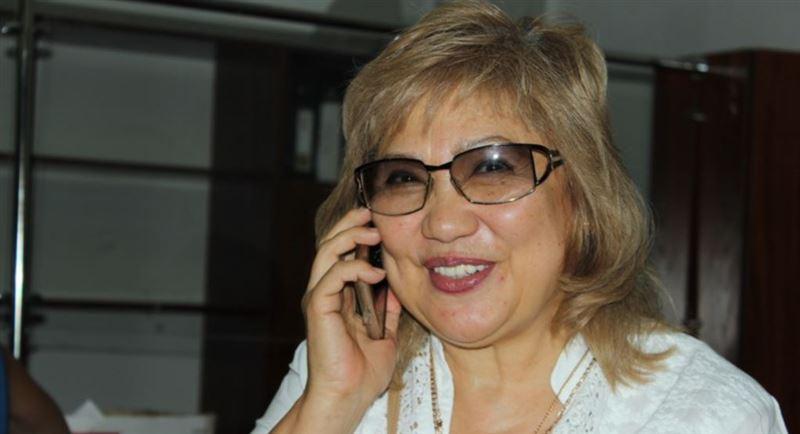 Журналист Розлана Таукина қайтыс болды