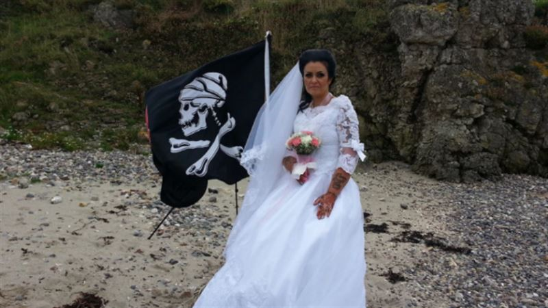 Ирландка заявила, что ее пытался убить муж‐призрак