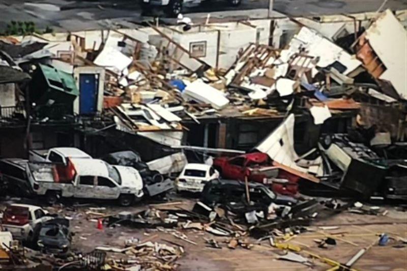 6 человек стали жертвами наводнения в Оклахоме