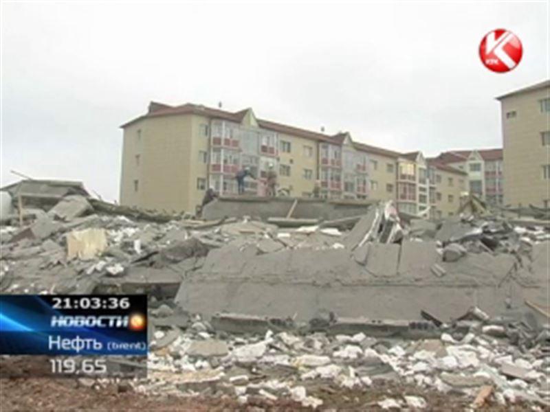 Первые аресты по делу о рухнувшем в Караганде доме