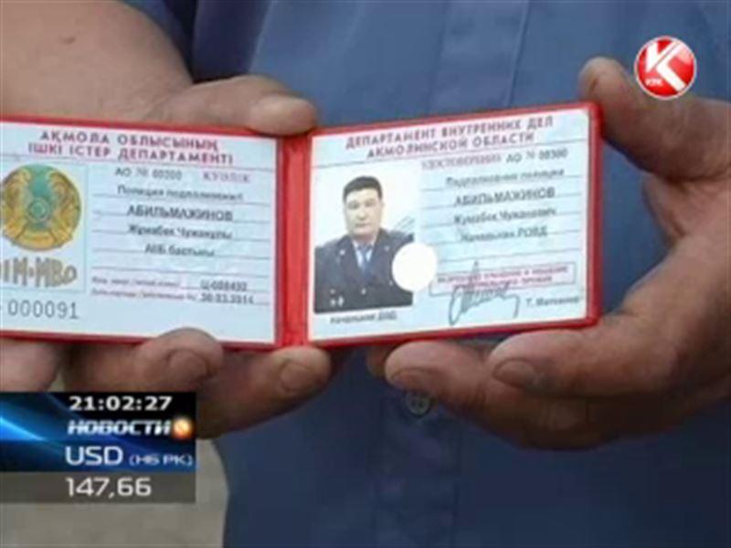 В Кокшетау горел местный ДВД. Погиб начальник службы охраны