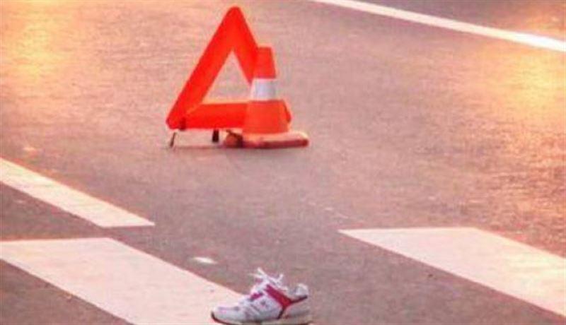 6 детей сбил водитель в Шымкенте