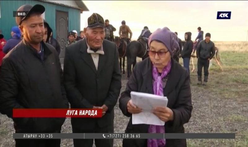 Коровы перессорили жителей посёлка в ВКО