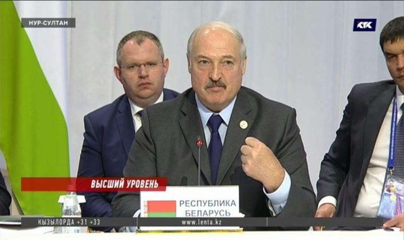 «Мы из него ещё многое сможем выжать» – Лукашенко о работе Назарбаева в ЕАЭС