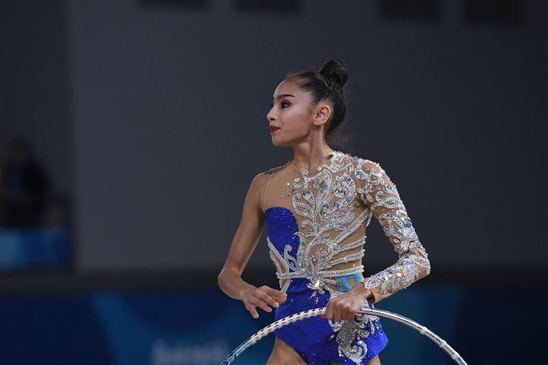 Казахстанская гимнастка Роза Абитова завоевала «бронзу» международного турнира