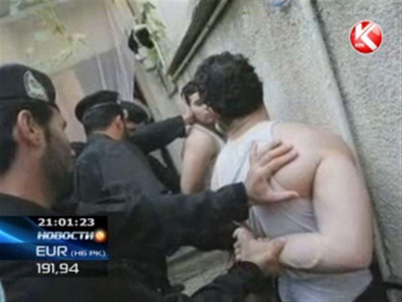Полиция Ирана арестовала троих граждан Казахстана