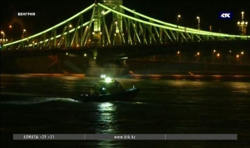 Прогулка на катере по Дунаю закончилась гибелью туристов