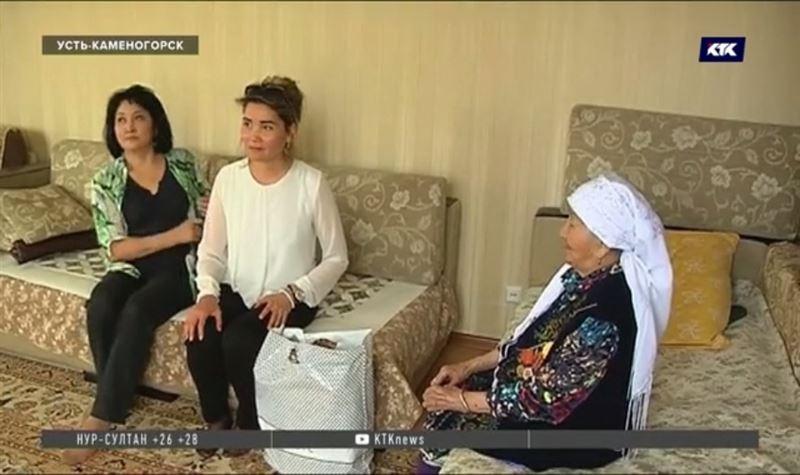 Благотворительная акция «Времён связующая нить» для ветеранов прошла в Усть-Каменогорске
