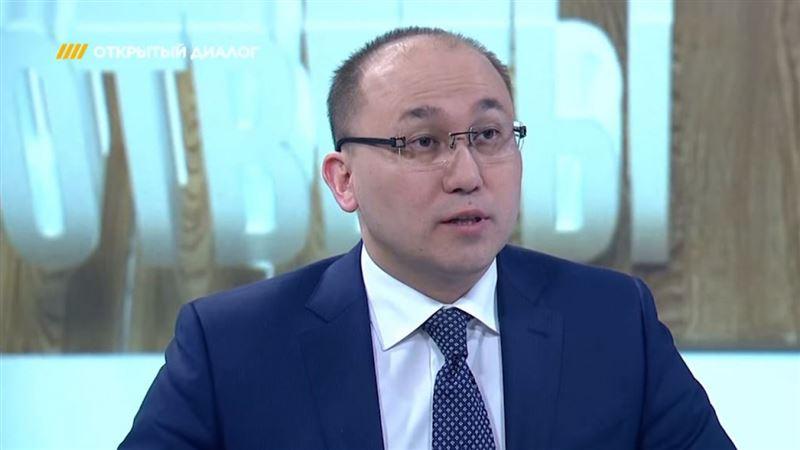 Почему Токаев не участвовал в теледебатах, рассказал Абаев