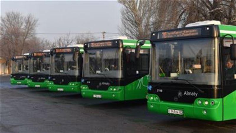 Скорость движения автобусов в Казахстане может снизиться