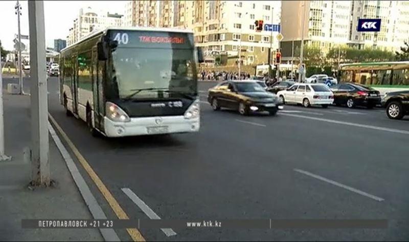 Автобусам придётся ездить медленнее – МВД готовит поправки в ПДД