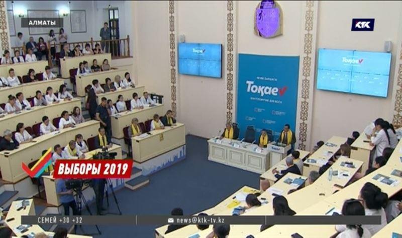 Агитштаб Токаева уверен в поддержке кандидата учёными