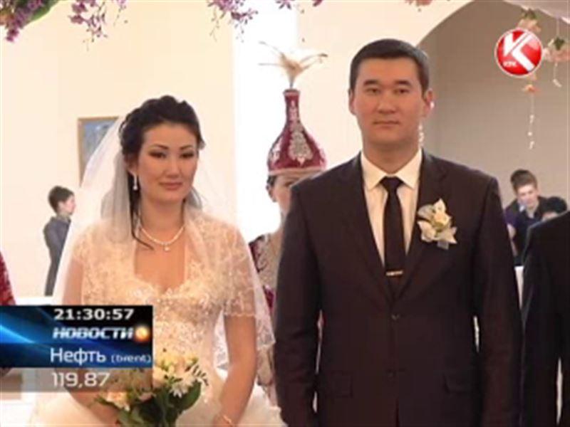 Еще одна пара программы «Давай поженимся» сыграла свадьбу