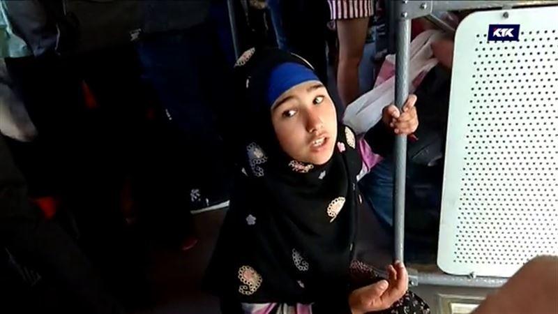 Дети-попрошайки наводнили улицы Алматы - расследование «Больших новостей»